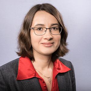 Katharina Lichtenberger Referentin Transfer und EU