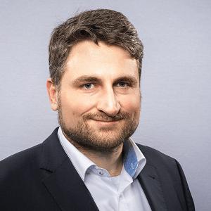 Leiter der Geschäftsstelle, Benjamin Peschke